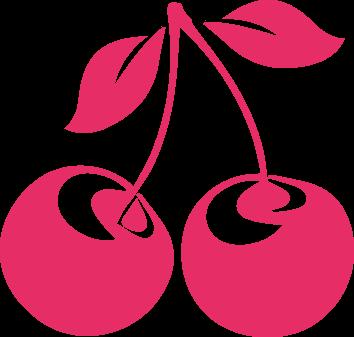 cherries red